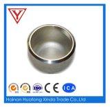 Instalación de tuberías caliente de acero inoxidable del casquillo del tubo de la soldadura a tope de la venta