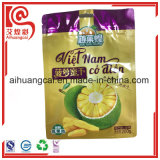 Bolso Ziplock térmico en caliente del alimento para el empaquetado secado de las virutas del Jackfruit