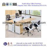 現代MDFの参謀本部の机ワークステーション家具(WS-09#)