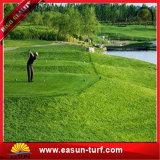 35mm dekorativer landschaftlich verschönerngarten-Yard synthetischer künstlicher Deco Gras-Rasen