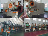 Máquina de la embutición profunda del metal de hoja, punzonadora, máquina de moldear, prensa de potencia mecánica