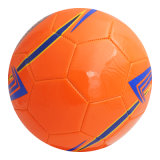 Bille de football durable de sports de la taille 5 de PVC de promotion