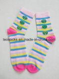De Kleurrijke Sokken van de Strook van vrouwen (dl-ws-52)