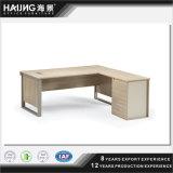 Dimensões padrão da mesa de escritório, mesa de escritório de madeira do gerente moderno