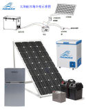 Battery著太陽によって動力を与えられるキャンプ12V24V220V110V-20degreeのためのCompressor著Purswave Bd/Bc-80 80Lの手段DCの携帯用冷却装置