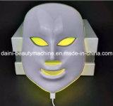 El fotón facial al por mayor de la máscara PDT LED de la fábrica colorea la mascarilla de las luces del LED con la columna 7