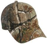 Gorra de béisbol de Camo del bordado de la alta calidad