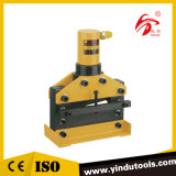 Nenhuma máquina de corte de barra de cobre hidráulica de sucata da sucata (CWC-200)