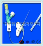 La fabricación de tubos de plástico PVC Medcial grado con regulador de flujo de sangre desechable Conjunto Dar