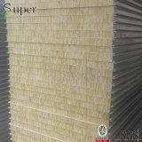 壁および屋根のための中国の岩綿サンドイッチパネル