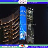 P16 annonçant l'écran polychrome d'Afficheur LED d'Outdoo