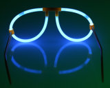Цветастые пластичные Eyeglasses зарева украшения партии стекел зарева