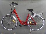 """28 """" vélos électriques de bâti d'alliage d'aluminium avec le certificat de la CE (JSL036A-5)"""