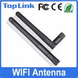 Antenne en caoutchouc noire de la couleur 2.4G pour le récepteur sans fil de WiFi