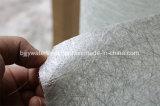 Estera tajada fibra de vidrio de cristal del hilo de E para los productos de FRP