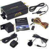 GPS Tracker con Sos alarma GPS GSM GPRS vehículo Tracker