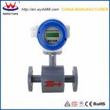 prix électromagnétique liquide du débitmètre 24VDC
