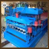 Rullo d'acciaio delle mattonelle di tetto di colore dei 960 bambù che forma macchina (AF-1220mm)