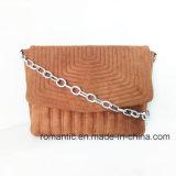 Großhandelsentwerfer-Dame Fake Suede Handbags mit Kette (NMDK-050827)