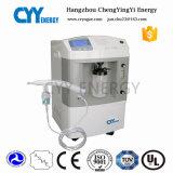 Concentrateur portatif de l'oxygène de l'équipement médical 10L