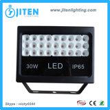 30W SMD LEDの洪水ライトかランプのフィリップスチップ、屋外LEDのフラッドライト