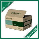 Kraftpapier runzelte Verpackungs-Kasten für Verkauf (FP7026)