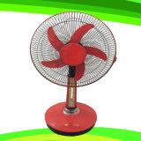 5 blad 16 12V van de gelijkstroom- Tribune van de Lijst Duim Ventilator van de Ventilator van de Navulbare (Sb-t5-DC16C)
