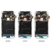 Tela do LCD do telefone móvel para o indicador de Samsung S4 LCD