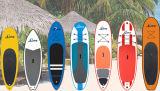 De goede Opblaasbare Tribune van het Ontwerp op de Raad van de Peddel/Opblaasbare Surfplank