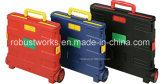 Carro de compras plegable portable plástico (FC403K-2)