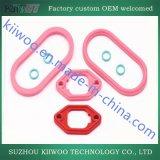 Nahrungsmittelgrad-Silikon-Quadrat-Ring-Gummi-Dichtung
