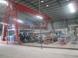Geomembrane van uitstekende kwaliteit die, van HDPE, Oppervlakte wordt gemaakt wordt gladgemaakt