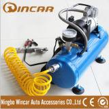 compressor van de Lucht van de Auto van het Metaal van 150psi 12V gelijkstroom de de Mini/Pomp van de Lucht van de Auto