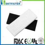 Filtro de HEPA con el marco de la cartulina o el marco no tejido de la fibra
