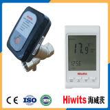 Шариковый клапан электрического силового привода Hiwits латунный для оптовой продажи
