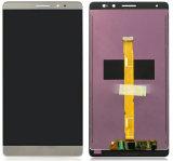 Вспомогательное оборудование телефона для вспомогательного оборудования мобильного телефона LCD ответной части 8 Huawei