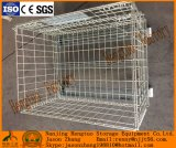 Heavy Duty Folding Metal Wire Mesh Logistics for Container Pallet Racking