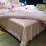 Hôtel professionnel de literie de coton de balai d'escompte pour la chambre à coucher