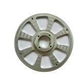 Peças fazendo à máquina do CNC da precisão do OEM do fornecedor de China feitas por Alu6061/5052/7075