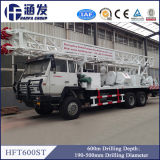 600 equipamentos Drilling montados caminhão da água da profundidade para o estudo geológico (HFT600ST)