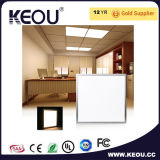 El panel blanco/fresco blanco/neutral caliente 600X600m m del blanco 50W LED