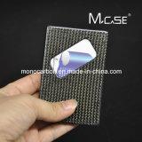 Caixa de cartão conhecido tomada o partido dobro de tensão quente da fibra do carbono dos produtos