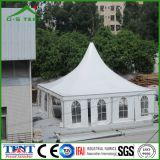 Шатер свадебного банкета Pagoda алюминиевого сплава (GSX-8)