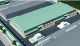 Легко соберите конструкцию плана здания стальной структуры