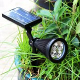 Luz solar al aire libre impermeable del LED
