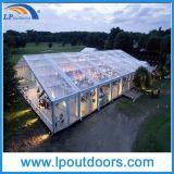 Tente transparente de partie de chapiteau en aluminium de luxe extérieur de mariage