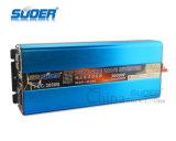 Suoer Gleichstrom 24V weg Rasterfeld-vom reinen Sinus-Wellen-Inverter 3000W mit Cer RoHS (FPC-3000B)
