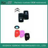 Qualität kundenspezifischer Soem-Nahrungsmittelgrad-Silikon-Auto-Schlüssel-Deckel