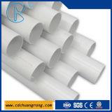 Poly pipe en plastique du programme 80 de tube de PVC