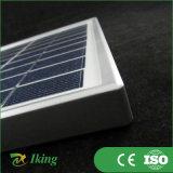 Poly panneau solaire portatif pour OEM (armature d'alliage)